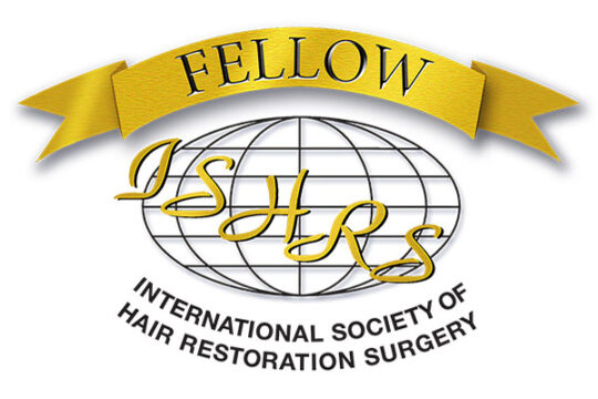 Fellow ISHRS Certificate